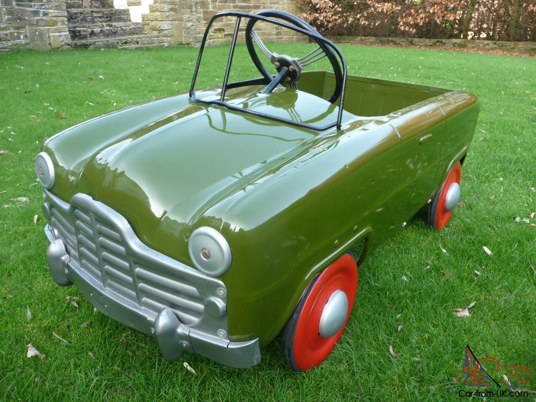 Ford Zephyr Pedal Car