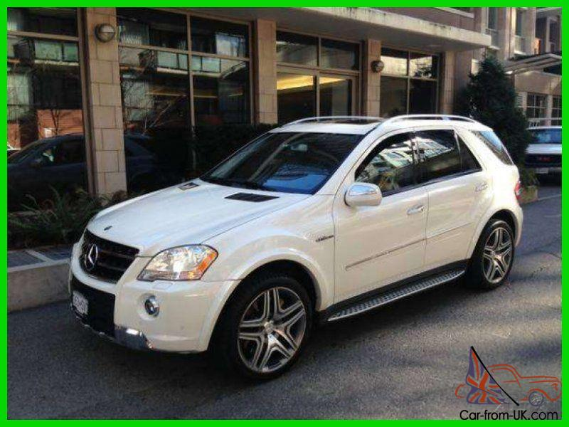 Mercedes benz m class ml63 amg 4matic with warranty for Mercedes benz cpo warranty coverage