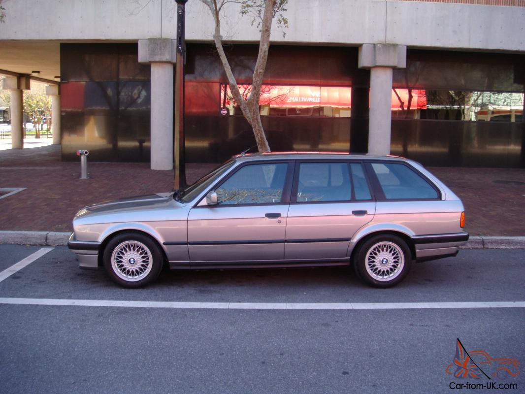 1989 bmw 325i touring 4 door 2 5l 5speed. Black Bedroom Furniture Sets. Home Design Ideas