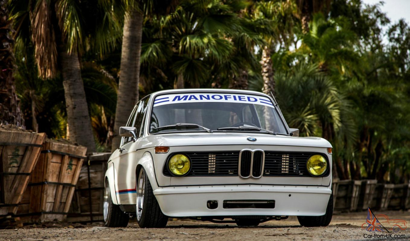1974 Bmw 2002 M20 Turbo 6 By Manofied Racing Engine Diagram