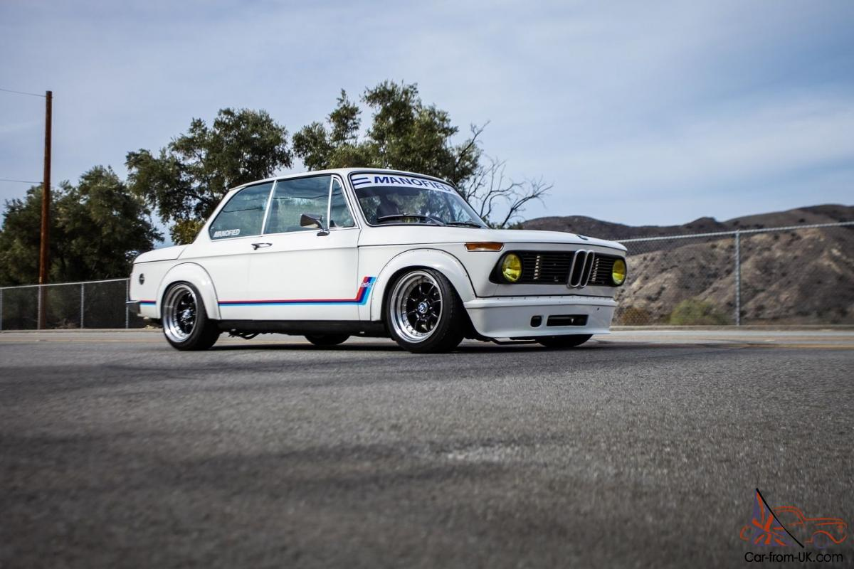 1974 bmw 2002 m20 turbo 6 by manofied racing. Black Bedroom Furniture Sets. Home Design Ideas