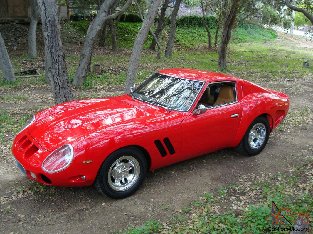 1962 ferrari 250 gto replica for sale. Cars Review. Best American Auto & Cars Review