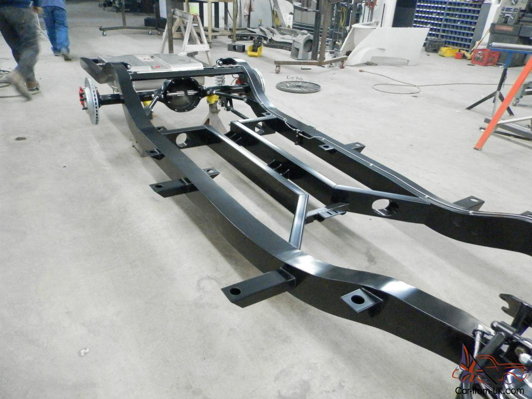 1955 56 57 Chevrolet Pro Touring Chassis Frame