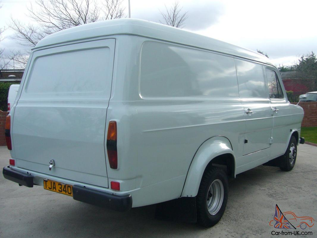 Ford transit mk1 1976 one previous owner 21000 miles from new one of the best