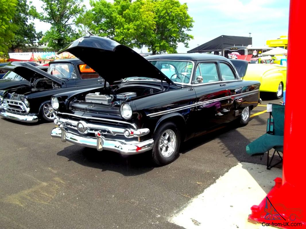 1954 ford 2 door coupe for 1954 ford mainline 2 door sedan sale