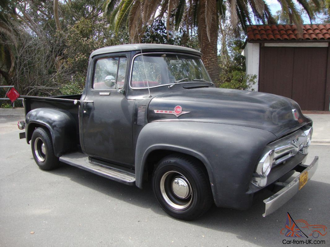 1956 ford big window pick up for sale in california for 1956 big window ford truck sale