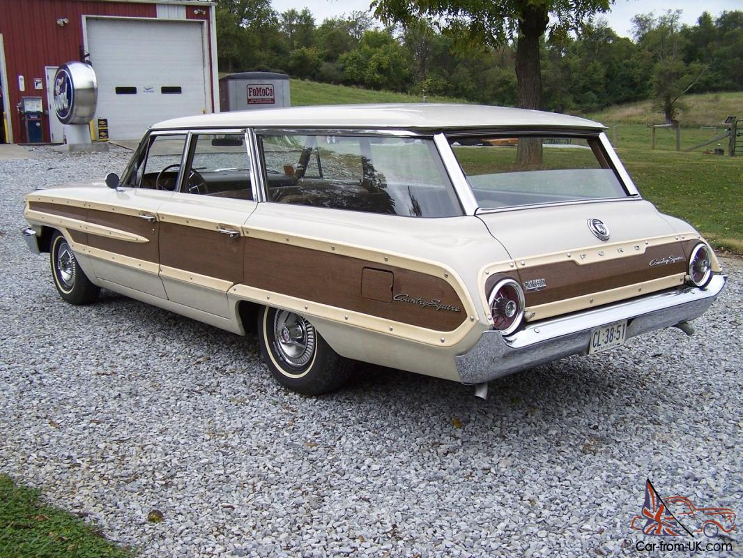 Ford Galaxy Fuse Box For Sale : Country squire for sale autos we