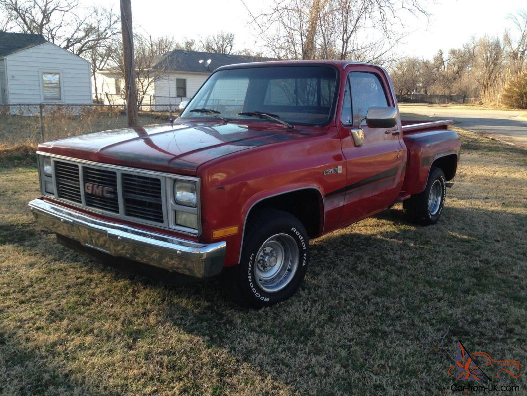 1987 gmc truck for sale chevy suburban 2500 4x4 lifted car old school
