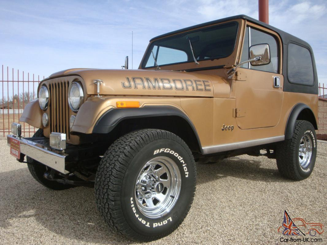 Rudy's Classic Jeeps LLC - 1982 Automatic Jeep Jamboree in ...