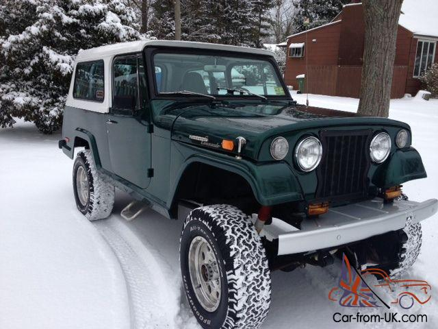 1970 jeepster commando. Cars Review. Best American Auto & Cars Review