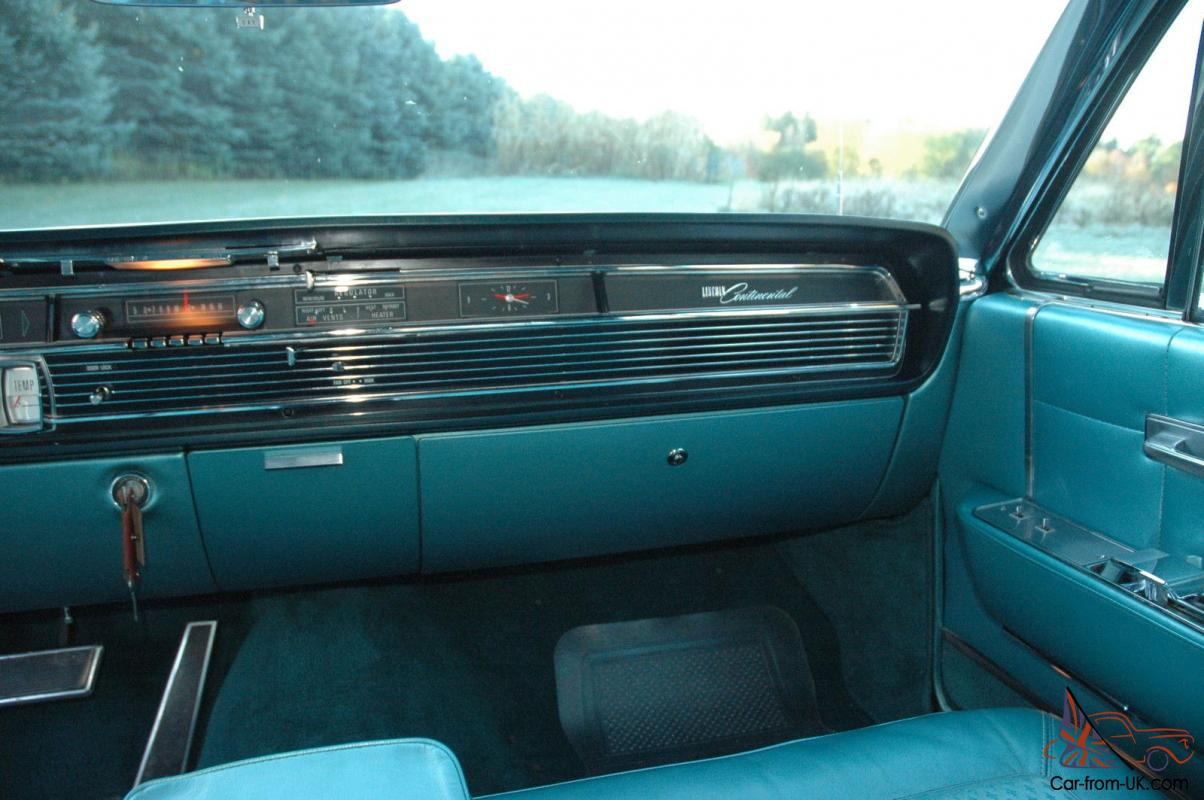 1964 lincoln continental original low miles. Black Bedroom Furniture Sets. Home Design Ideas