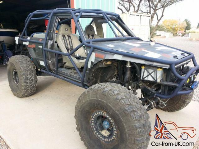 4 Seater Rock Buggy >> Rock Crawler Buggy Extreme Offroad 4x4 Cage Tube Chassis Off Road Crawler