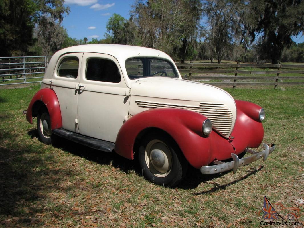 1937 Willys All Steel Rust Free Running Driving Classic