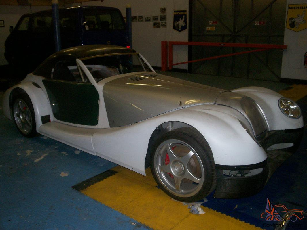 Aero 8 series 1 - Competition / Race car project