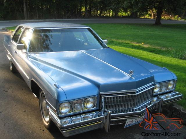 1973 Cadillac Fleetwood Brougham For Sale >> 1973 Cadillac Fleetwood 60 Special Brougham - CLEAN CLEAN CLEAN