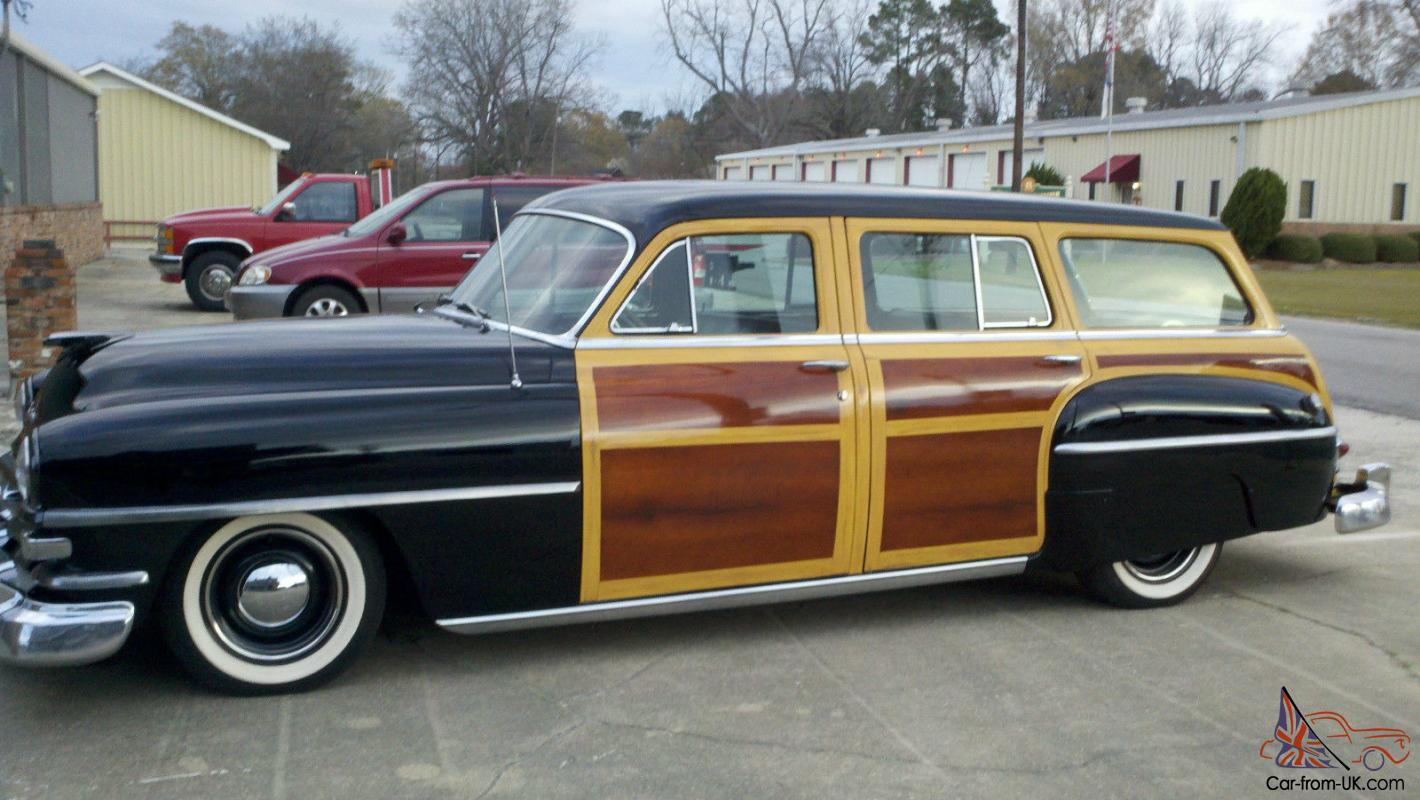 1953 chrysler town and country station wagon. Black Bedroom Furniture Sets. Home Design Ideas