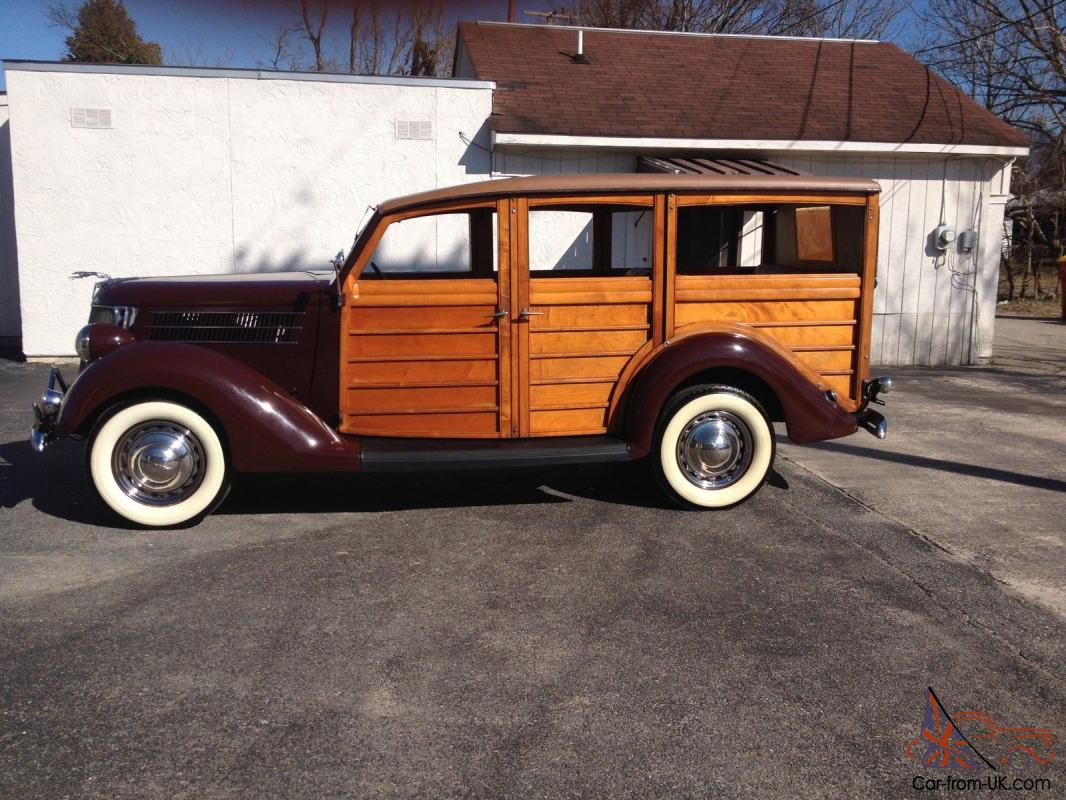 Cars For Sale Richmond Va >> 1936 Ford Woody Wagon **All Original**