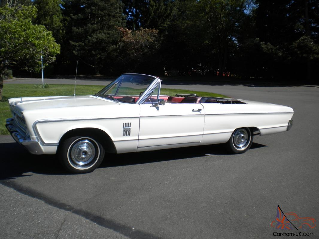 1966 plymouth fury 3 convertible