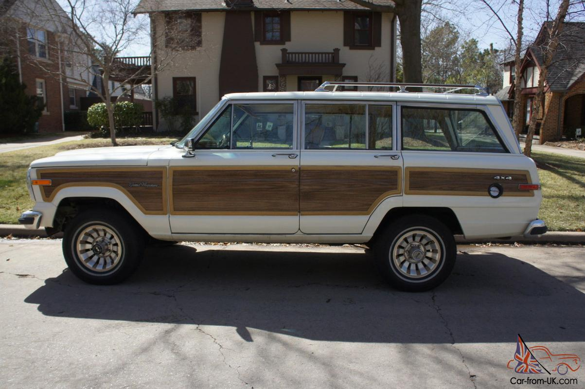 for sale grand truck wagoneer jeep classic pin