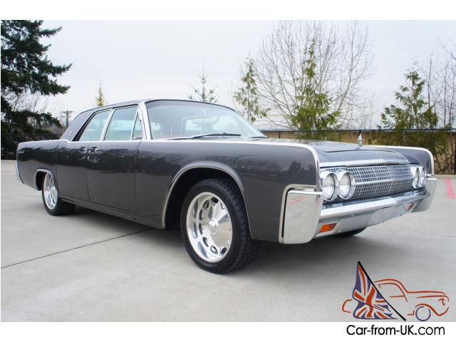 1963 lincoln continental with air bags suicide doors 430 all rebuilt. Black Bedroom Furniture Sets. Home Design Ideas