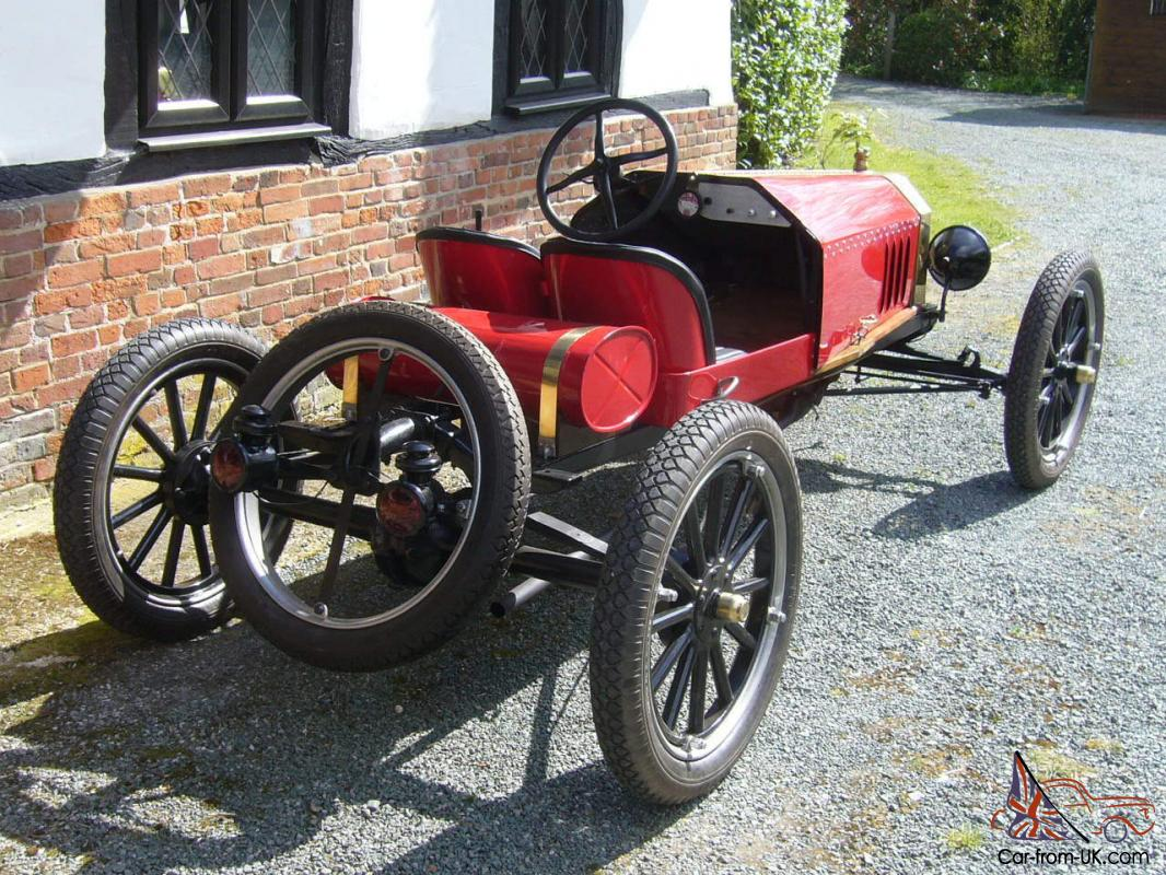 Vintage Veteran Ford Model T Speedster VEHICLE NOW SOLD