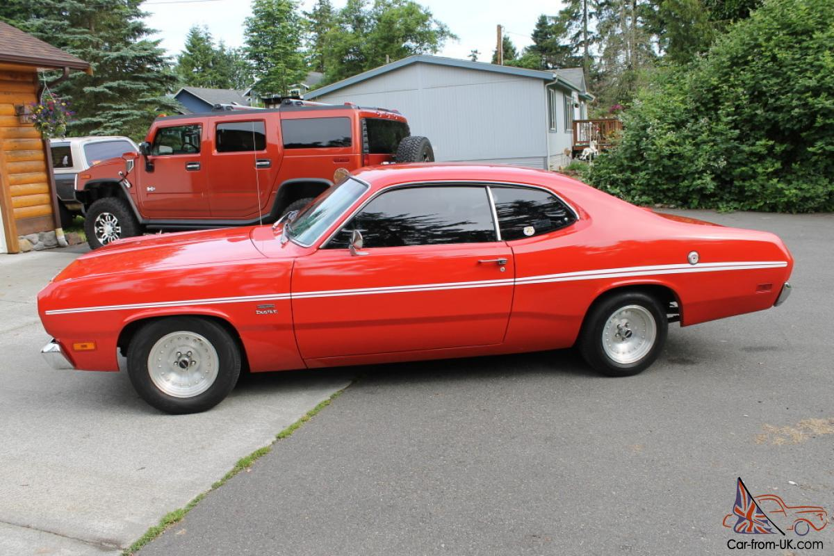 1970 plymouth duster. Black Bedroom Furniture Sets. Home Design Ideas