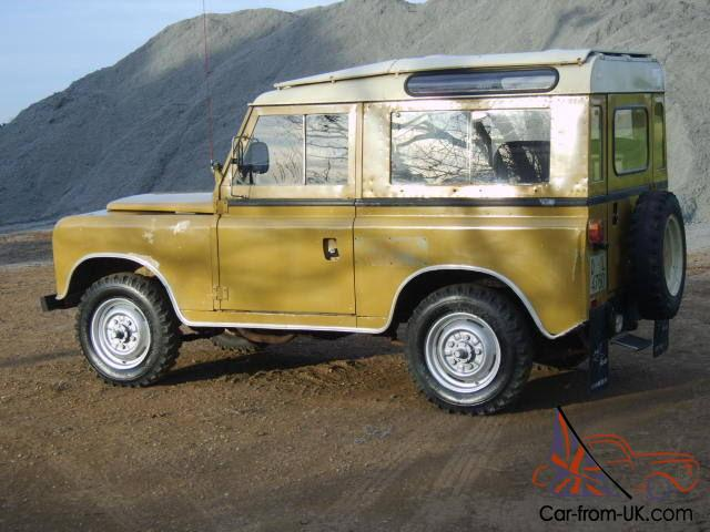 land rover series 3 owners manual pdf