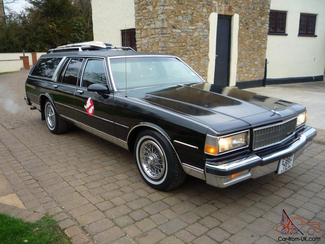 1988 chevrolet caprice station wagon 5l v8 no reserve dare to be different