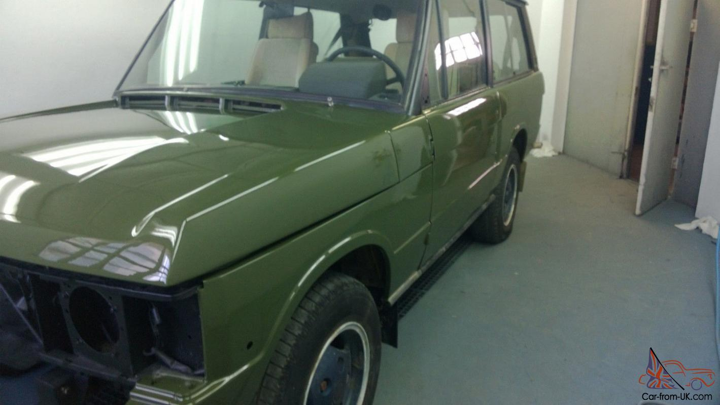 Range rover classic 3 door lhd for Classic house 1988