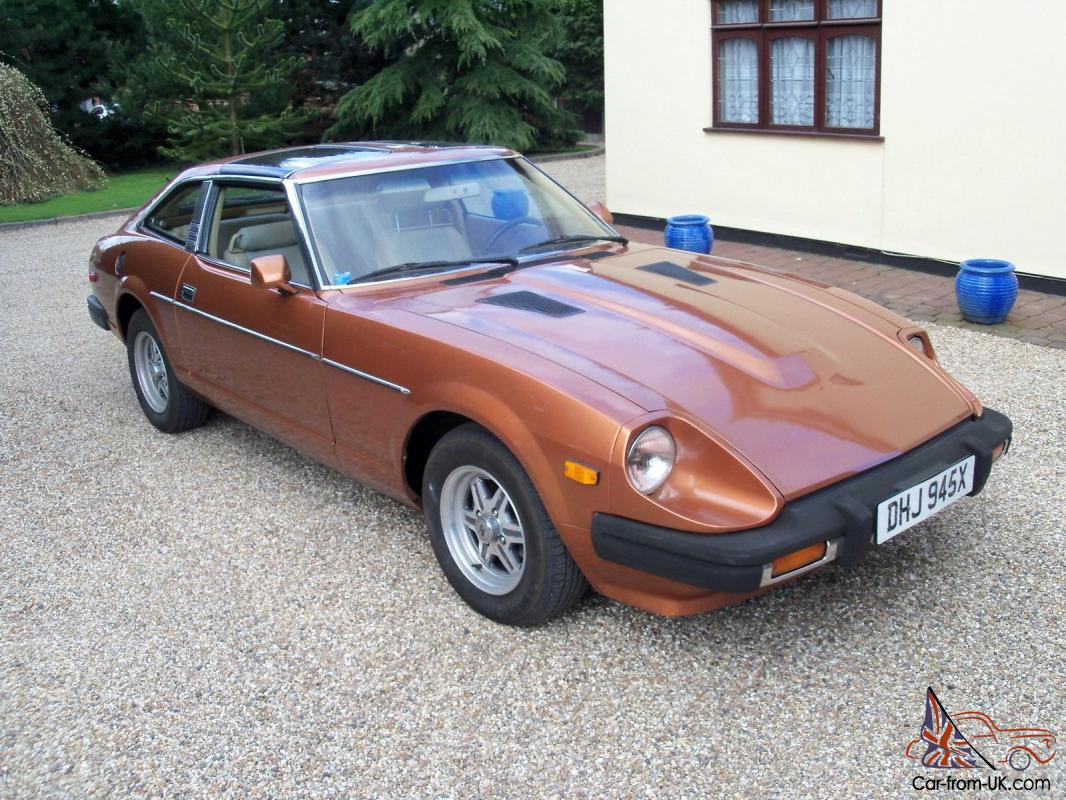 datsun 280zx one owner left hand drive stunning original. Black Bedroom Furniture Sets. Home Design Ideas