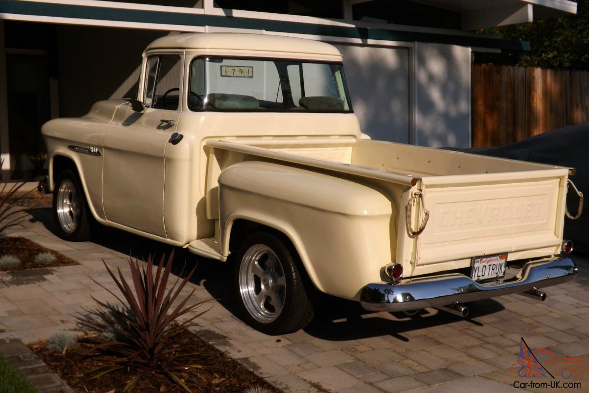 1955 Chevrolet 3100 Truck Southern California Classic 2nd Series Chevy Paint Colors