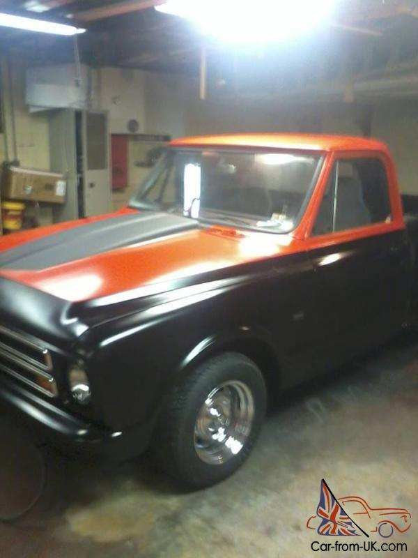 1967 Chevy C10 Stepside Pickup truck Prostreeted