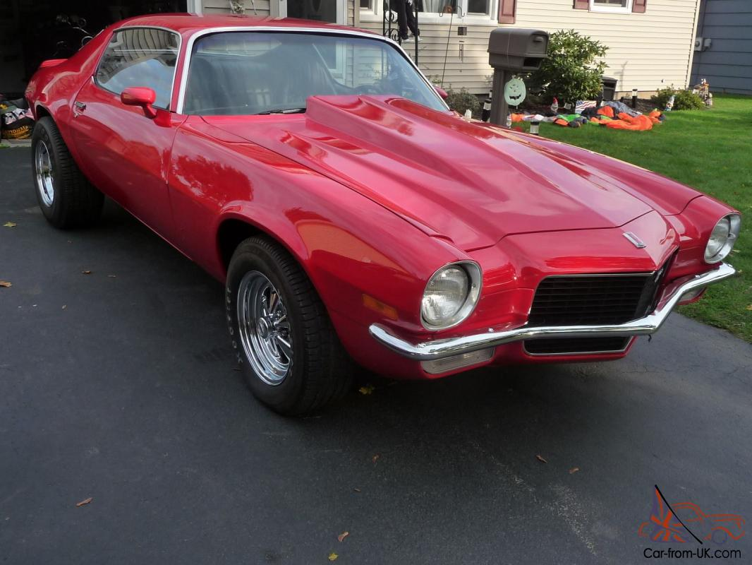 Sell Or Trade  1973 Camaro Z28  Auto  383 Stroker  Newer