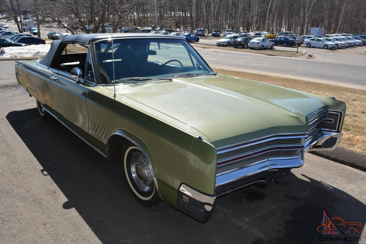 1968 chrysler 300 convertible d series 440 engine. Black Bedroom Furniture Sets. Home Design Ideas