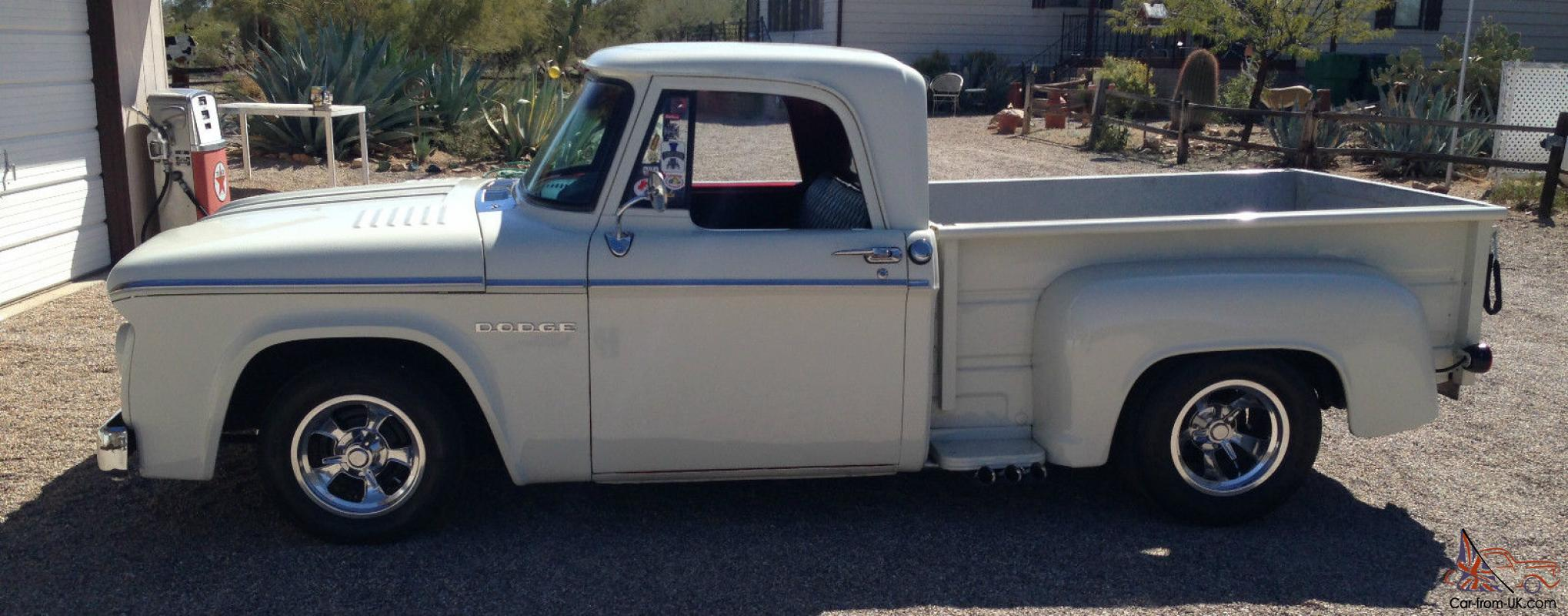 1966 dodge truck for sale