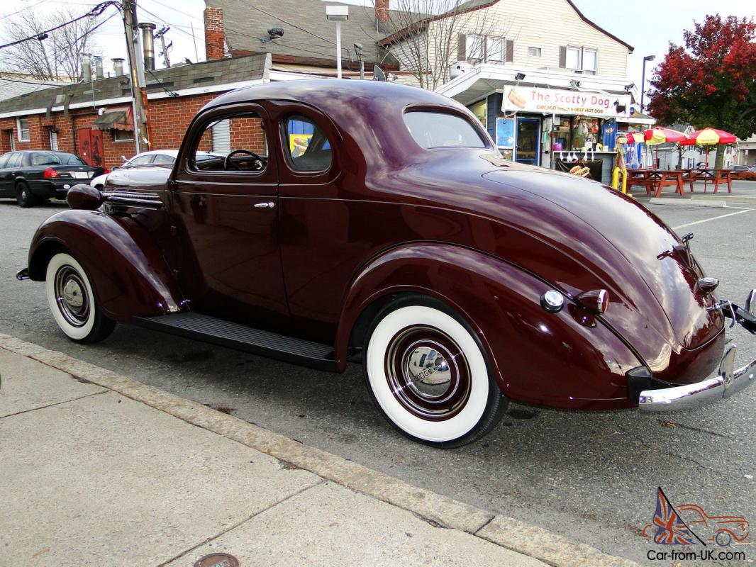 1937 dodge business coupe for Ebay uk motors classic cars