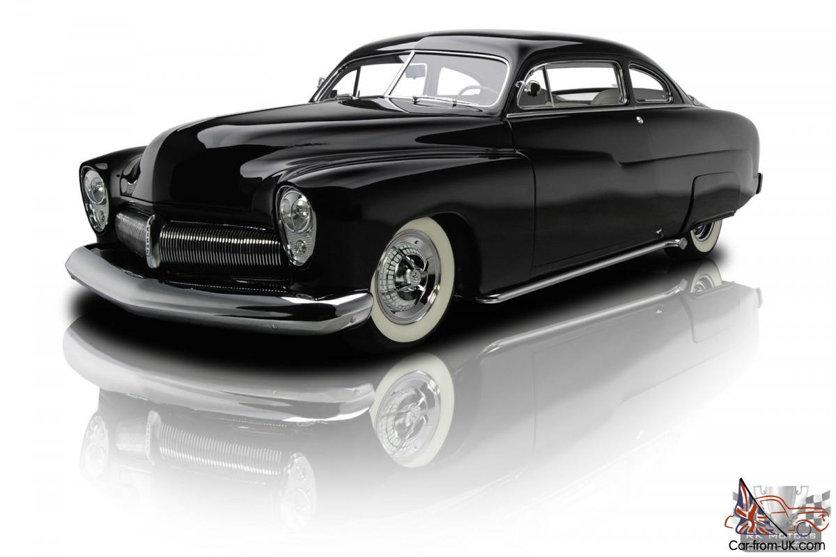 1951 mercury 2 door coupe sled highly modified show stopper for 1951 mercury 2 door coupe