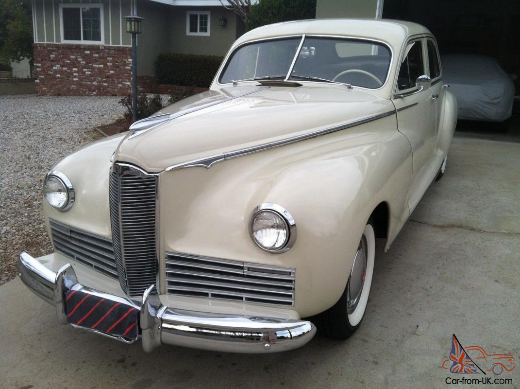 First Packard Clipper