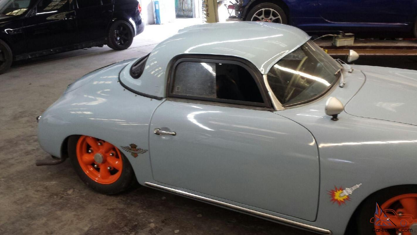 1955 Porsche Pre A Outlaw By Intermeccanica New 1835cc W