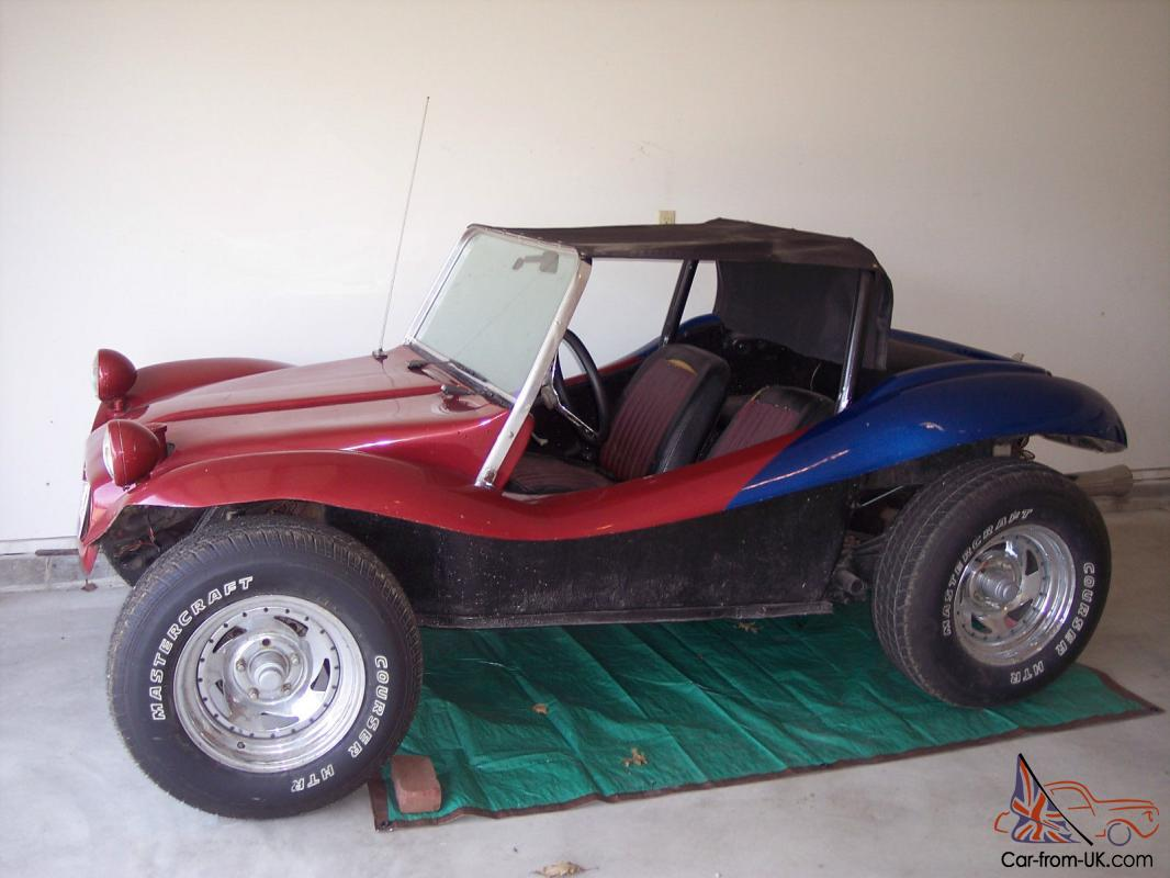 1962 Buggy Dune Buggie Vw1800 Cc 4 Speed 4 Seater Street Legal