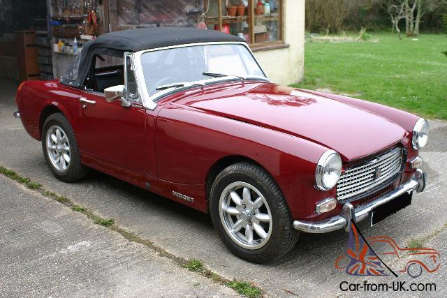 Mg midget for sale canada