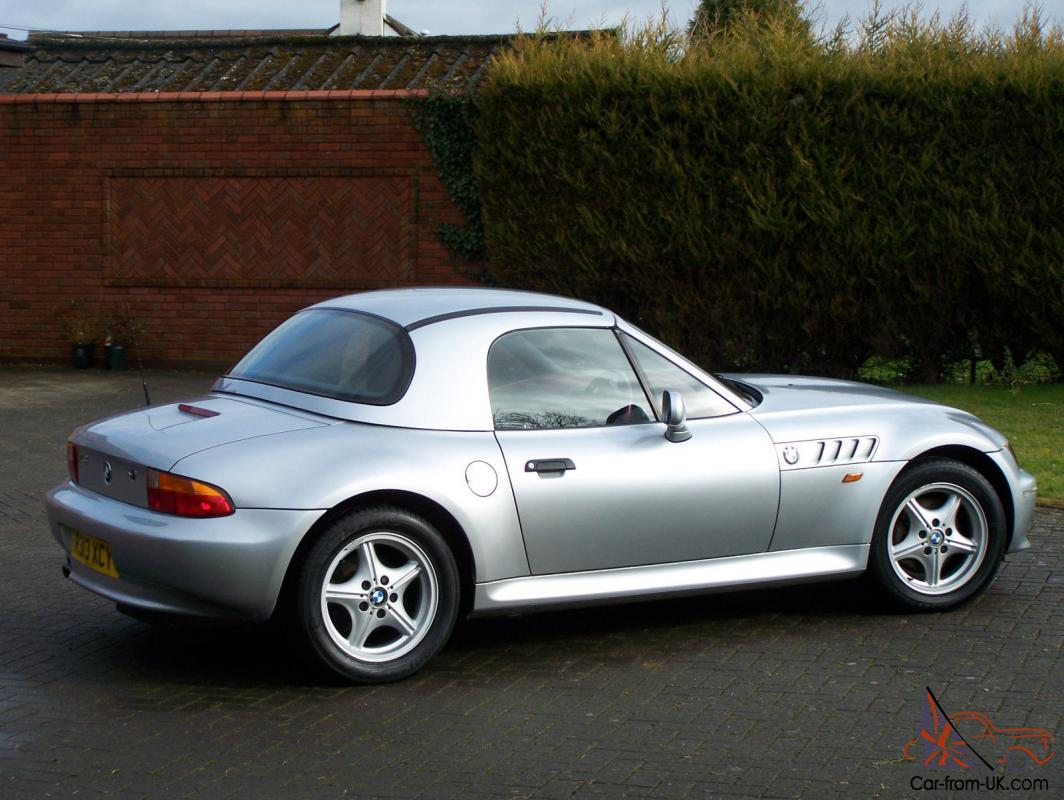 bmw z3 2 8 auto matching hardtop 49000 miles new mot. Black Bedroom Furniture Sets. Home Design Ideas