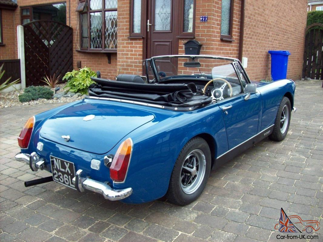 Mg midget price