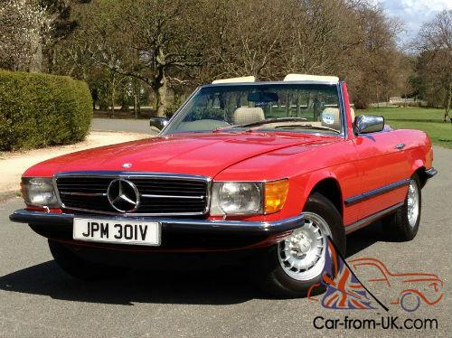 1979 mercedes benz 450sl r107 v8 automatic stunning for 1979 mercedes benz 450sl for sale