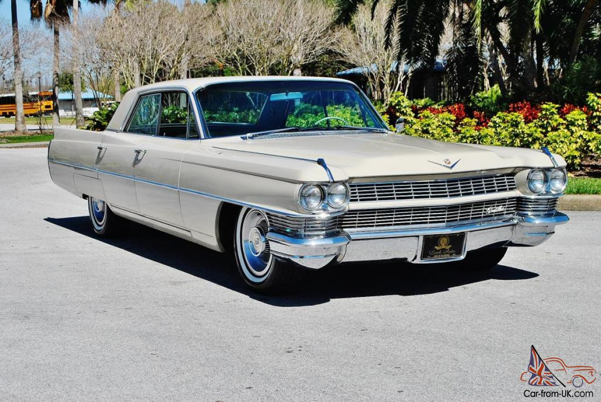 1964 cadillac deville for 429 cadillac motor for sale