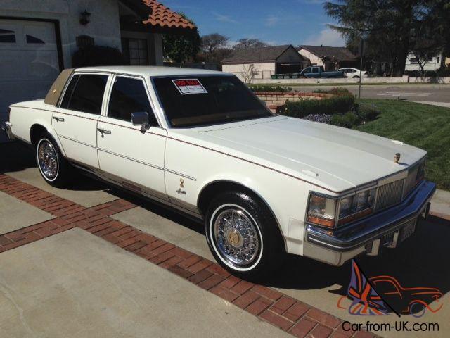 1979 CADILLAC SEVILLE - LIMITED EDITION - GUCCI - BEAUTIFUL - <300
