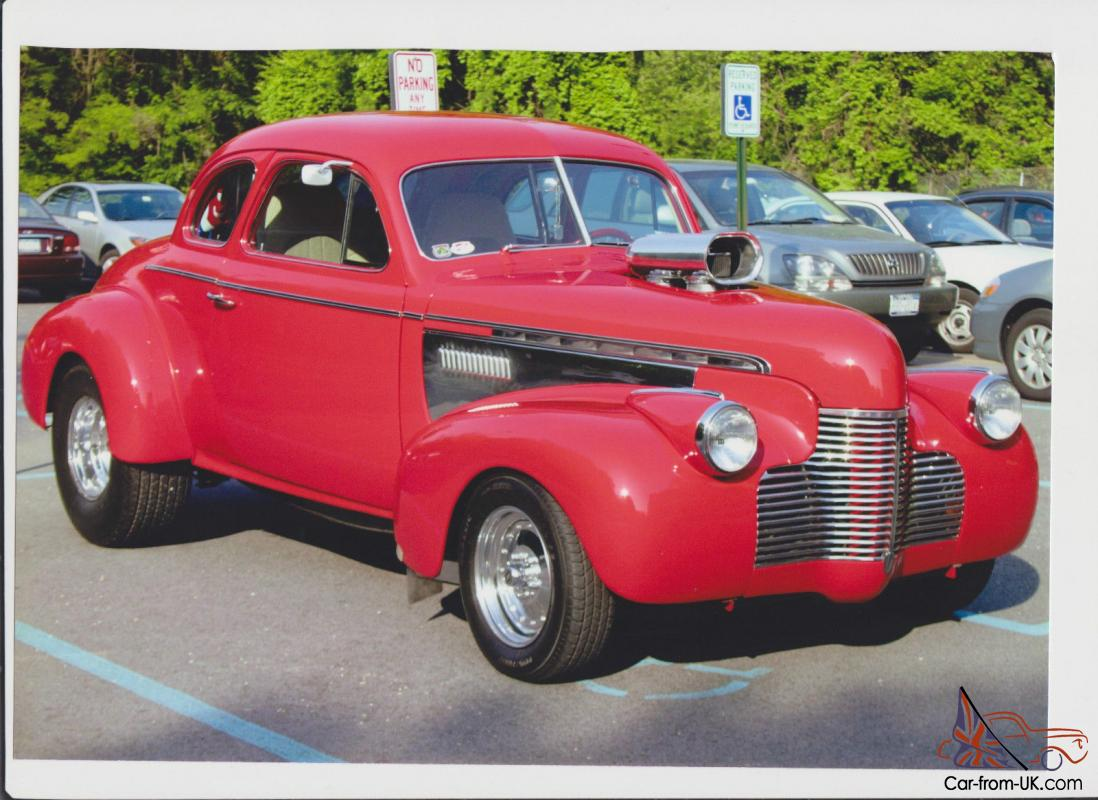 1940 chevrolet special deluxe 2 door coupe