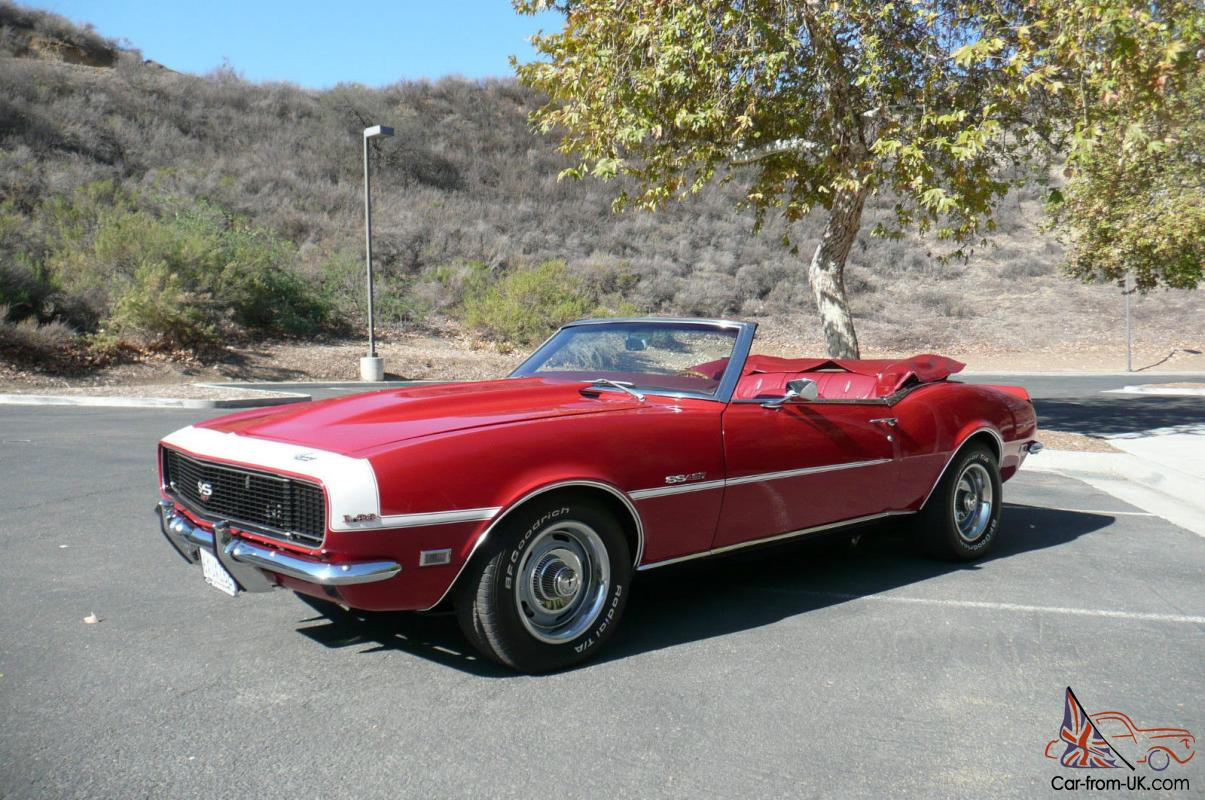 Reproduction 69 Camaro Convertible For Sale Html Autos Post
