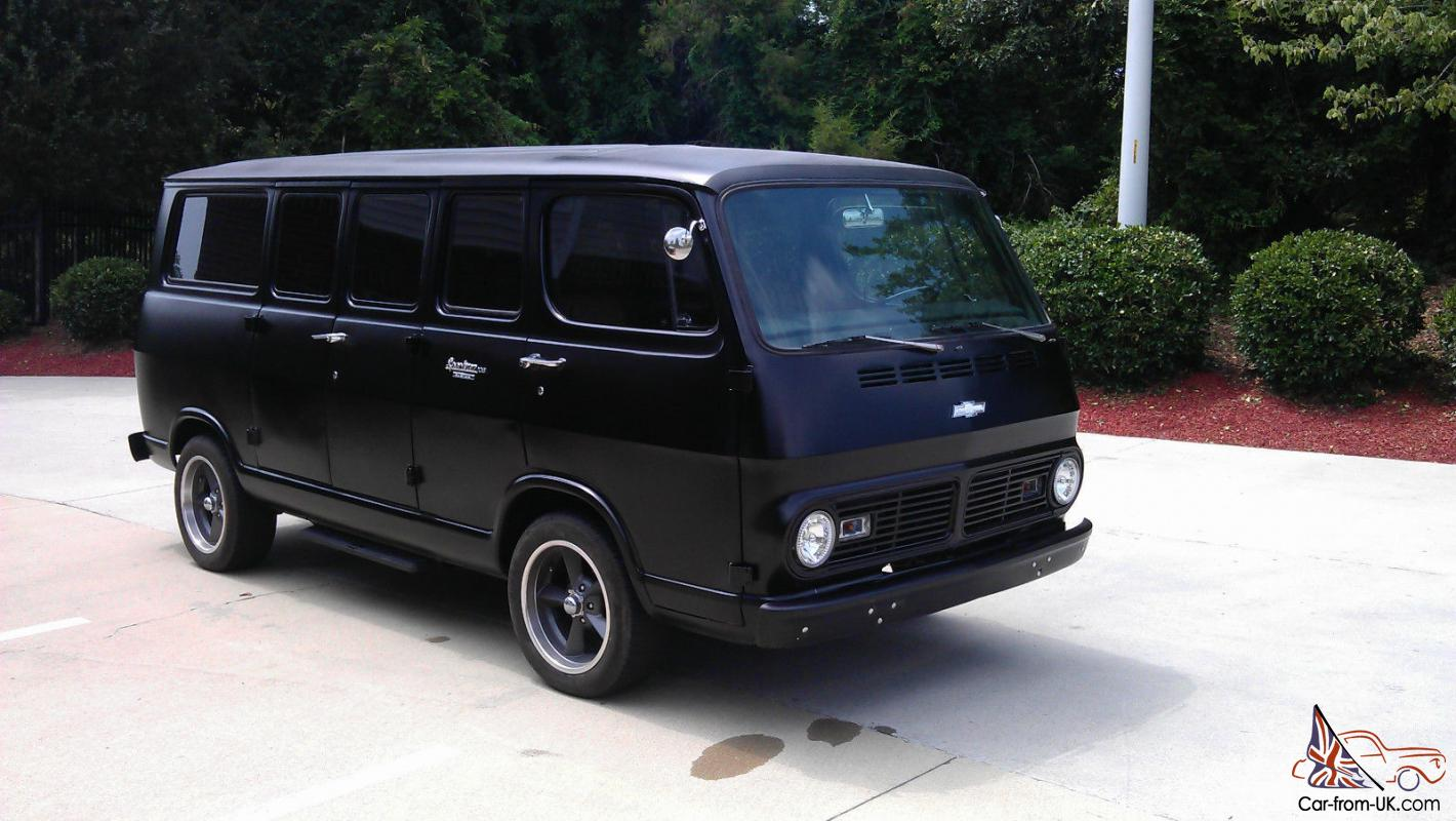 1967 chevy van for sale