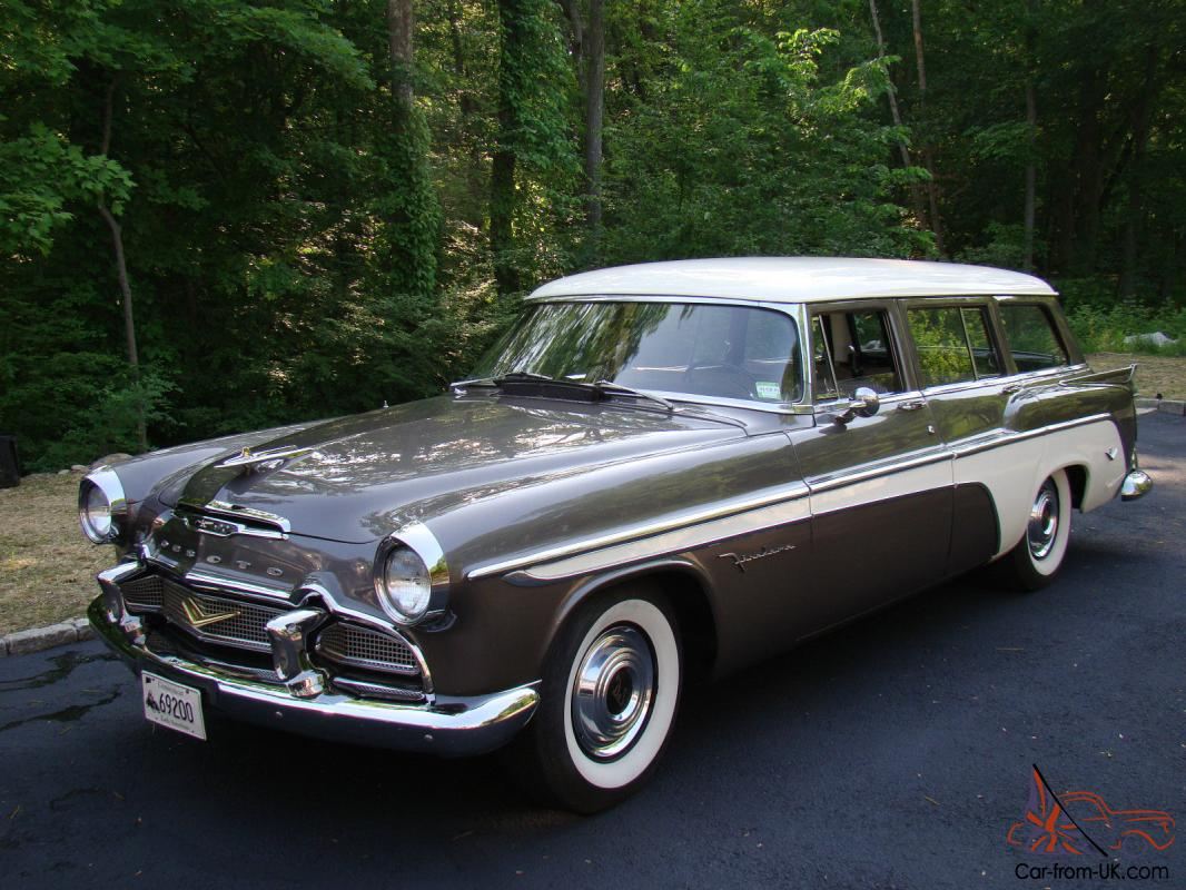 1956 chrysler desoto station wagon. Black Bedroom Furniture Sets. Home Design Ideas